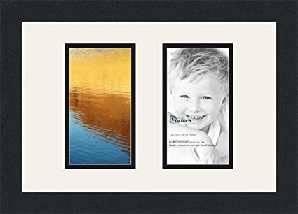 Amazon.com - ArtToFrames Double-Multimat-559-61/89-FRBW26079 Collage ...