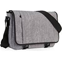 Hynes Eagle Men Crossbody bag Casual Shoulder Bag Laptop Messenger Bag for 15 inch
