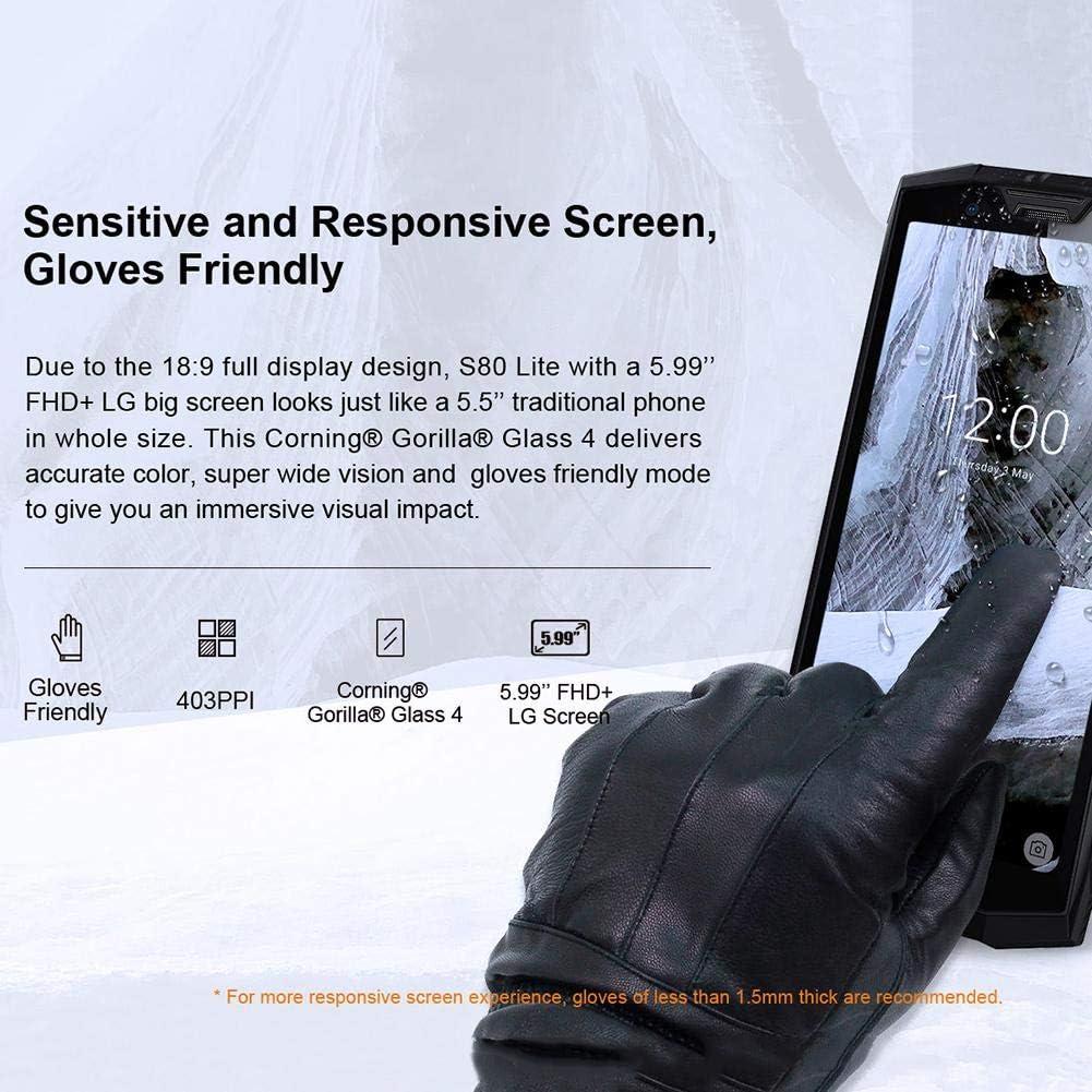 JUNERAIN Doogee S80 Lite 5.99inch 4G+64G Android8.1 MTK6763 Octa ...