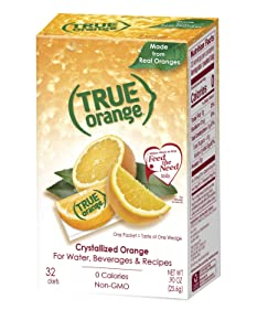 True Orange Drink, 32 Count