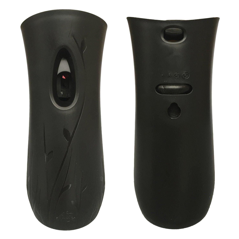 Air Wick Freshmatic Automatic Spray Air Freshener Dispenser, Black, 3 Ct