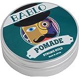 バブロ ポマード(BABLO POMADE) ストロング ホールド メンズ 整髪料 水性 ヘアグリース
