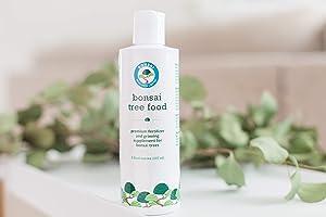 Bonsai Tree Food | Liquid Fertilizer for Bonsai Trees - 8 Fluid Ounces