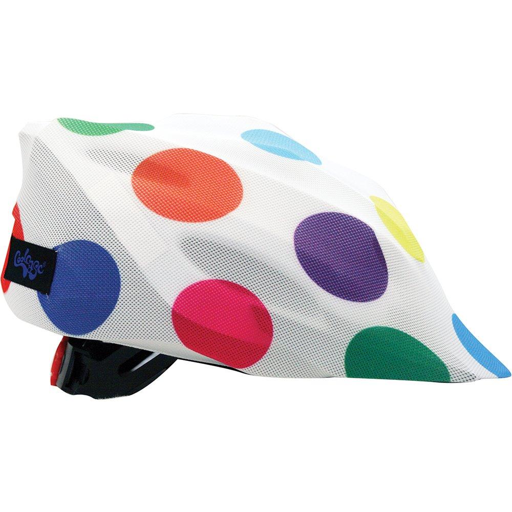 COOLCASC Dots Couvre Casque Multicolore COOUW|#Coolcasc Coolcasc_305