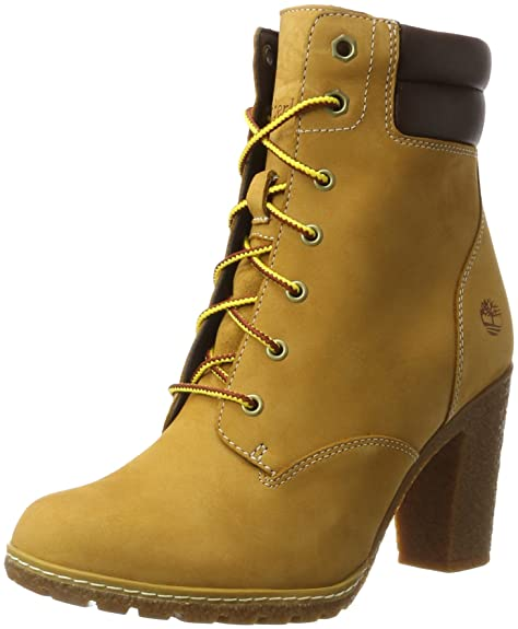 Timberland Tillston 6 Inch Double Collar (Wide Fit), Botas para Mujer: Amazon.es: Zapatos y complementos