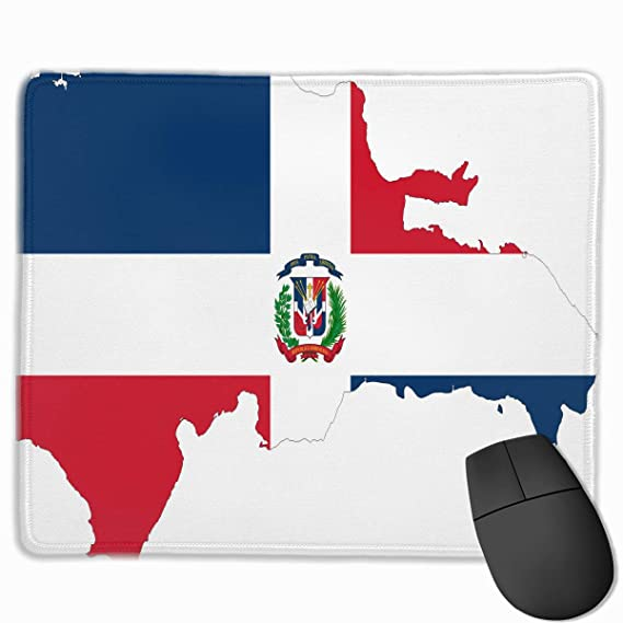 Amazon.com: XZX2018 Novelty Dominican Republic Map Flag 3D Printed on
