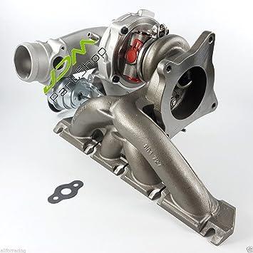K03 105 086 Turbo turbina del turbocompresor para Audi A3 TT con motor Código BPY Volkswagen
