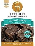 Good Dee's Low Carb, Sugar Free, Gluten Free Brownie Mix 7.5 oz.