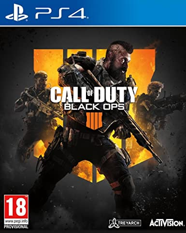 Call Of Duty Black OPS 4 : Playstation 4 , ML: Amazon.es: Videojuegos