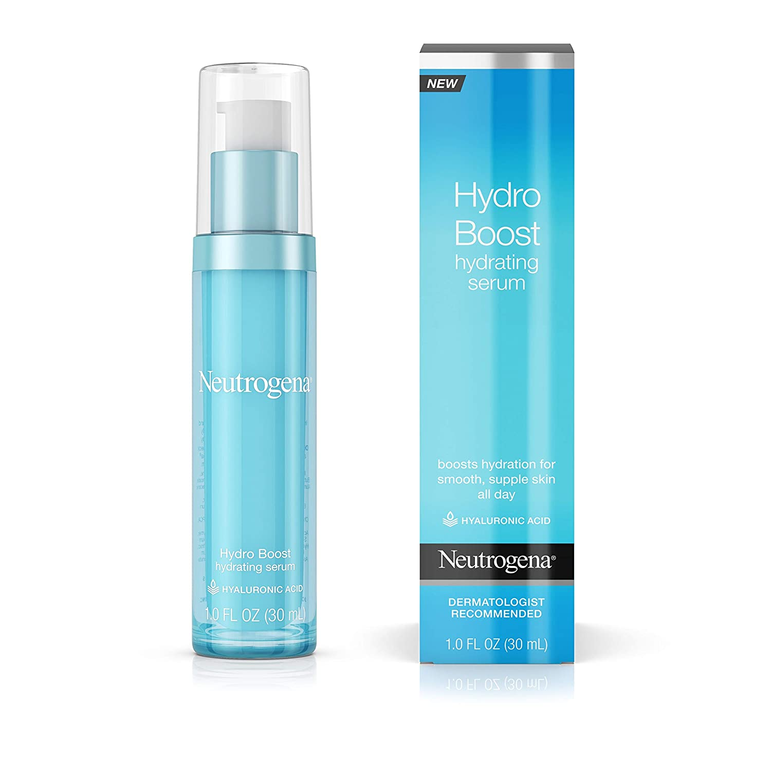 Neutrogena Hydro Boost Hydrating Hyaluronic Acid Serum