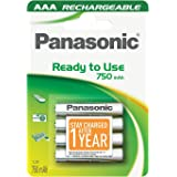 Panasonic Infinium Ready-to-Use AAA Rechargeable Batteries