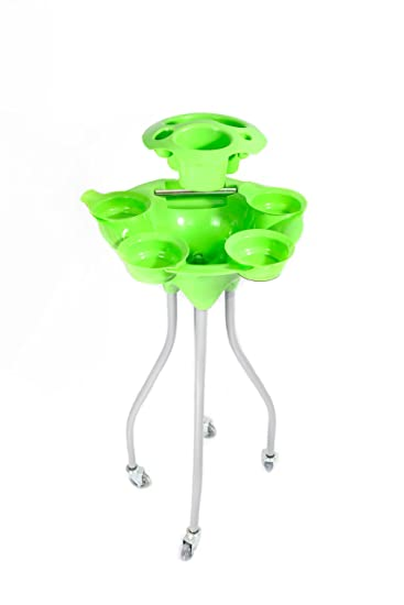 Amazon.com: Lime GreenBeauty Salon Hair Color Tray Portable ...