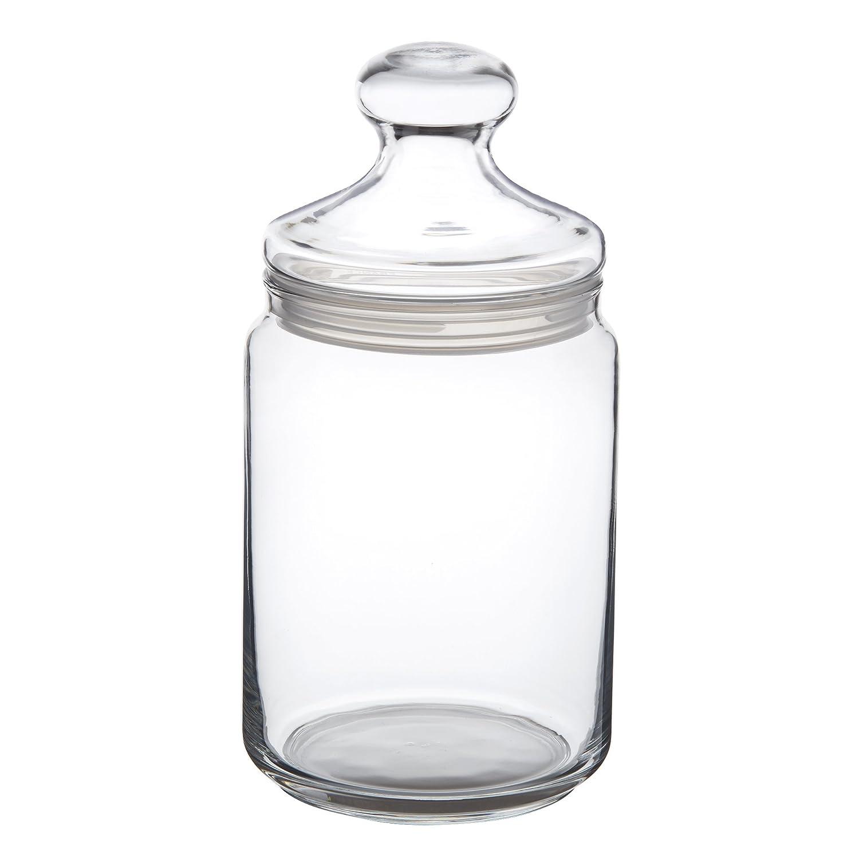 Keksglas – Aufbewahrungsglas mit Deckel – Vorratsglas für ...
