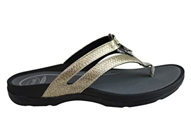 3d25c38273a1b Scholl Orthaheel Tonga II Womens Supportive Comfortable Thongs Sandals -  Size  10 AUS or 41