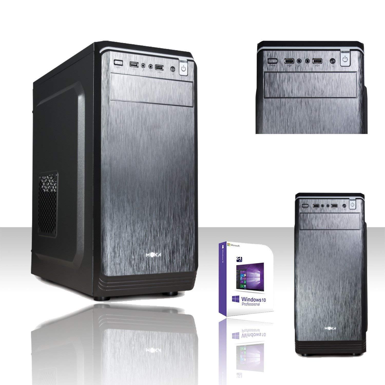 PC DESKTOP AMD ATHLON 3.2GHZ / TARJETA GRÁFICA RADEON INTEGRADA / WINDOWS LICENCIA 10 / WIFI / RAM 8GB DDR4 2400MHZ / HD 1TB SATA III // HDMI, VGA, ...