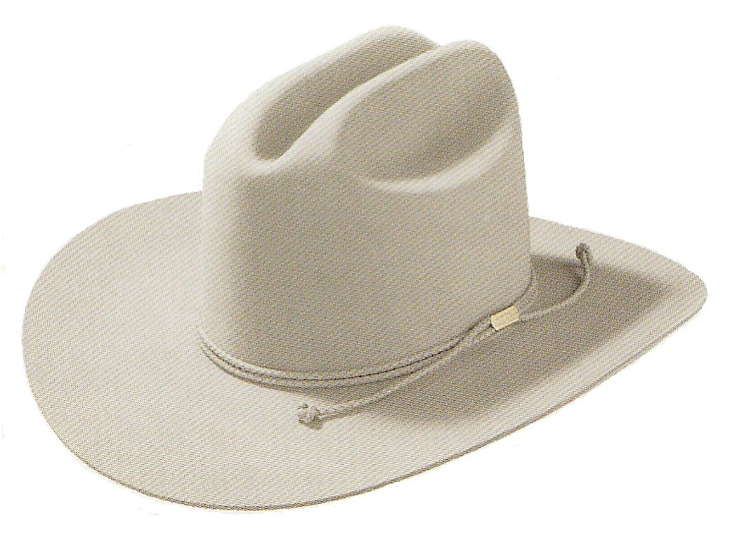 Stetson 0462 Carson hat color Silver Belly, TV show ''Justified'' Raylan Givens hat (7)
