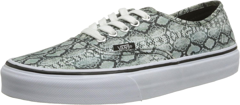 vans snake white