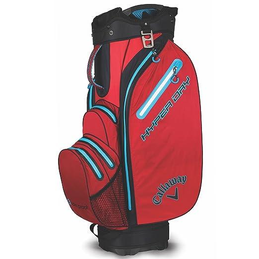 Callaway CG CT Hyper Dry Bolsa para Carro de Golf, Unisex ...