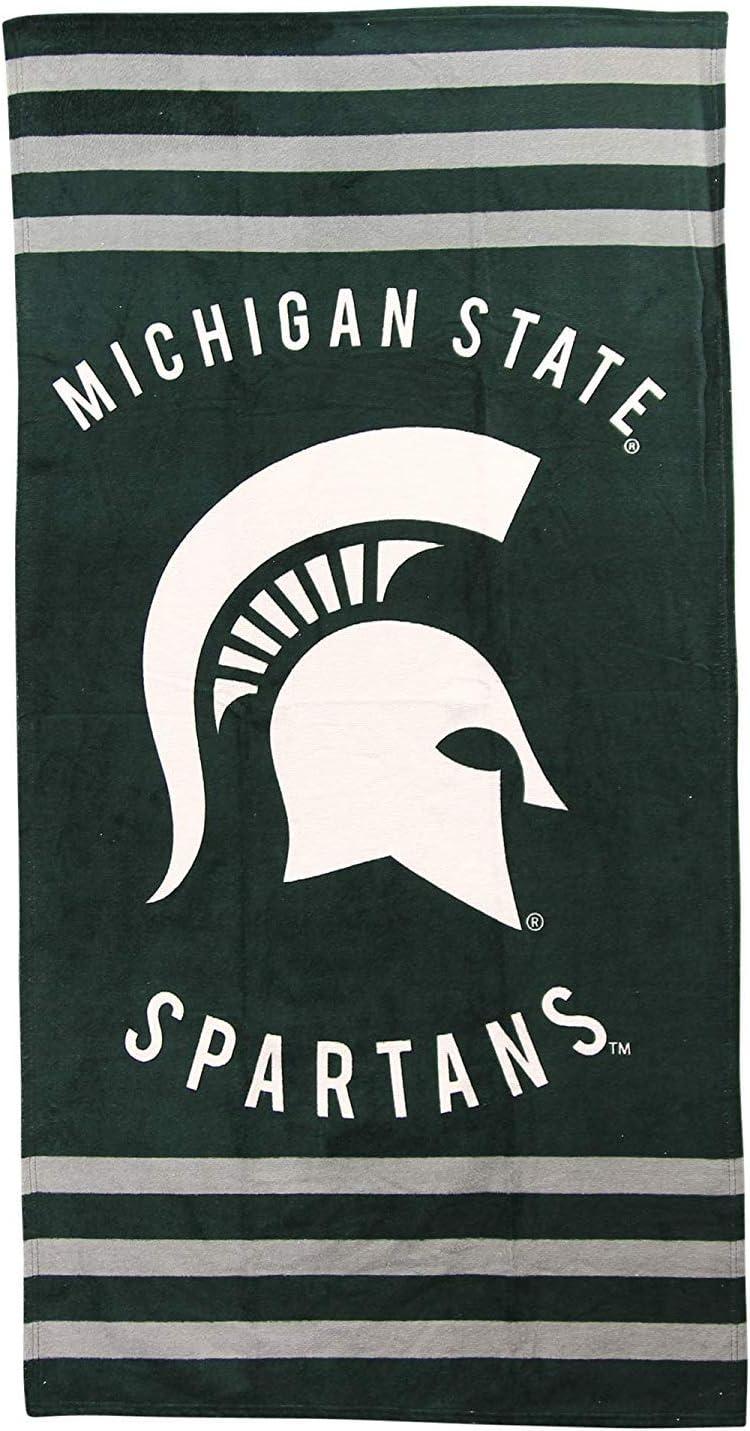 The Northwest Company NCAA Collegiate Zone Read Beach Towel 30 x 60
