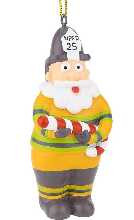 Tree Buddees NPFD - Adornos navideños para Bomberos del ...