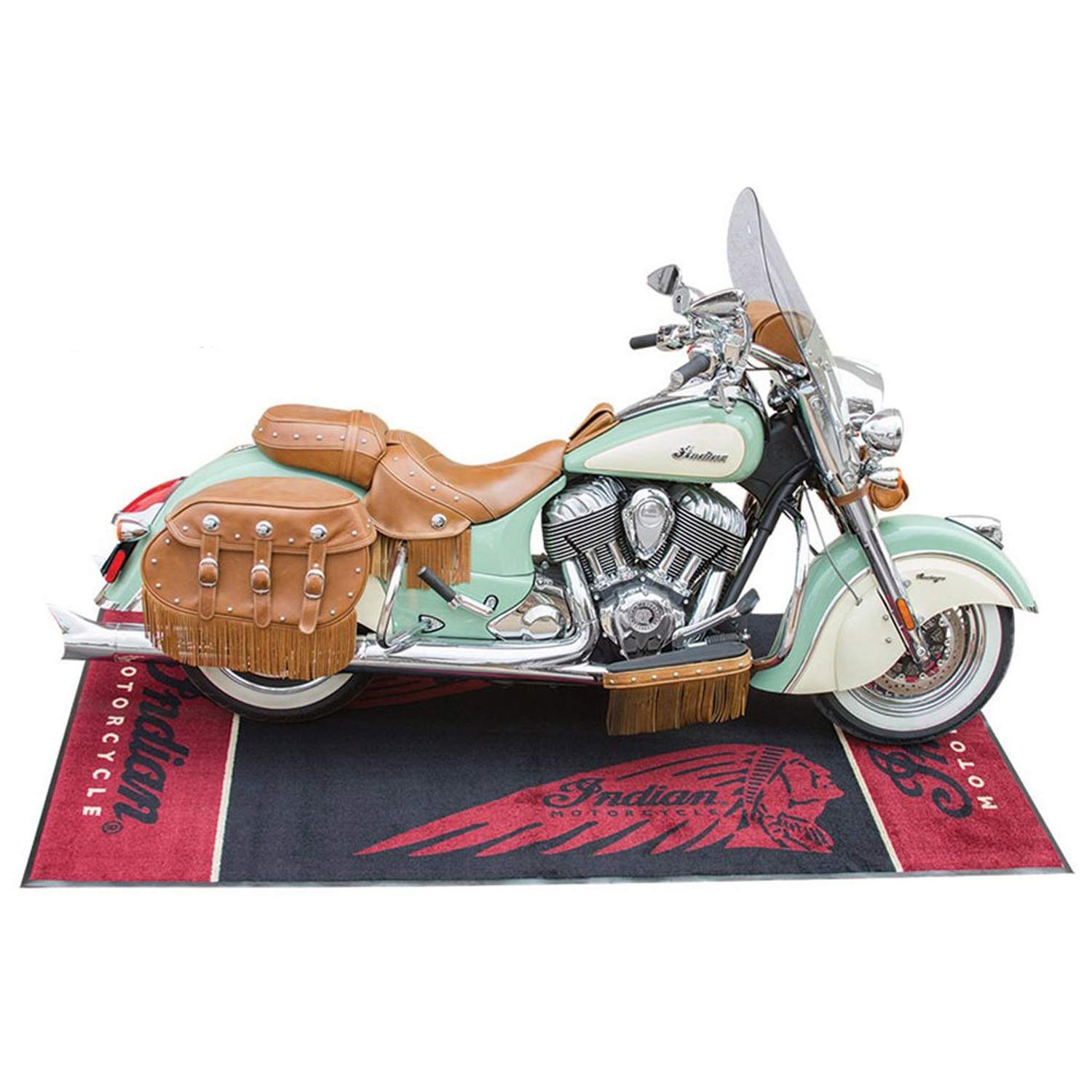 Indian Motorcycle Rug 4.5 x 8.5 by Indian Motorcycle (Image #2)