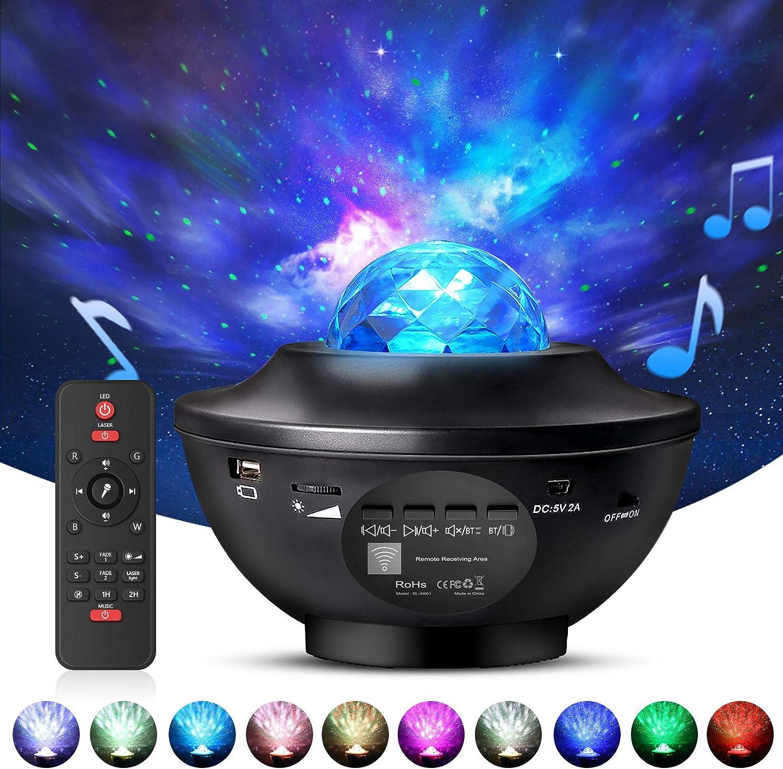Eono Essentials Syst/ème de Fixation au Plafond Universel pour projecteur LCD DLP avec Bras Extensible r/églable jusqu/à 84 cm