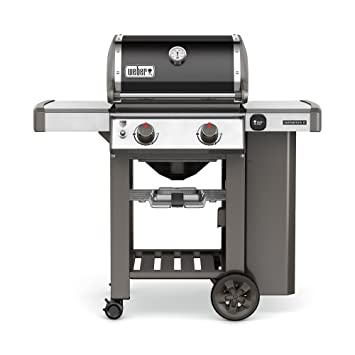 Weber Genesis II E-210 - Parrilla de gas natural: Amazon.es ...