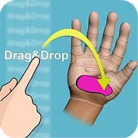 Drag & Drop Reflexology (hand charts)