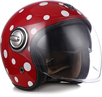 "Soxon® SP de 888 ""Bronce · Jet Casco de · Moto Casco de"