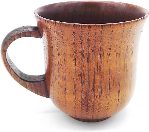 Handmade Natural wooden Cups x 3 Wooden Cups