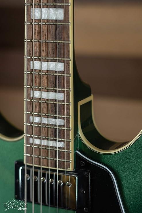 Ibanez Artcore AS73-OLM · Guitarra eléctrica: Amazon.es ...