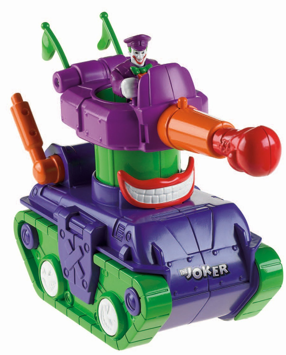 Fisher-Price Imaginext DC Super Friends, Joker Tank by Fisher-Price (Image #1)