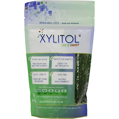 Xylitol Natural Sweetner 250g