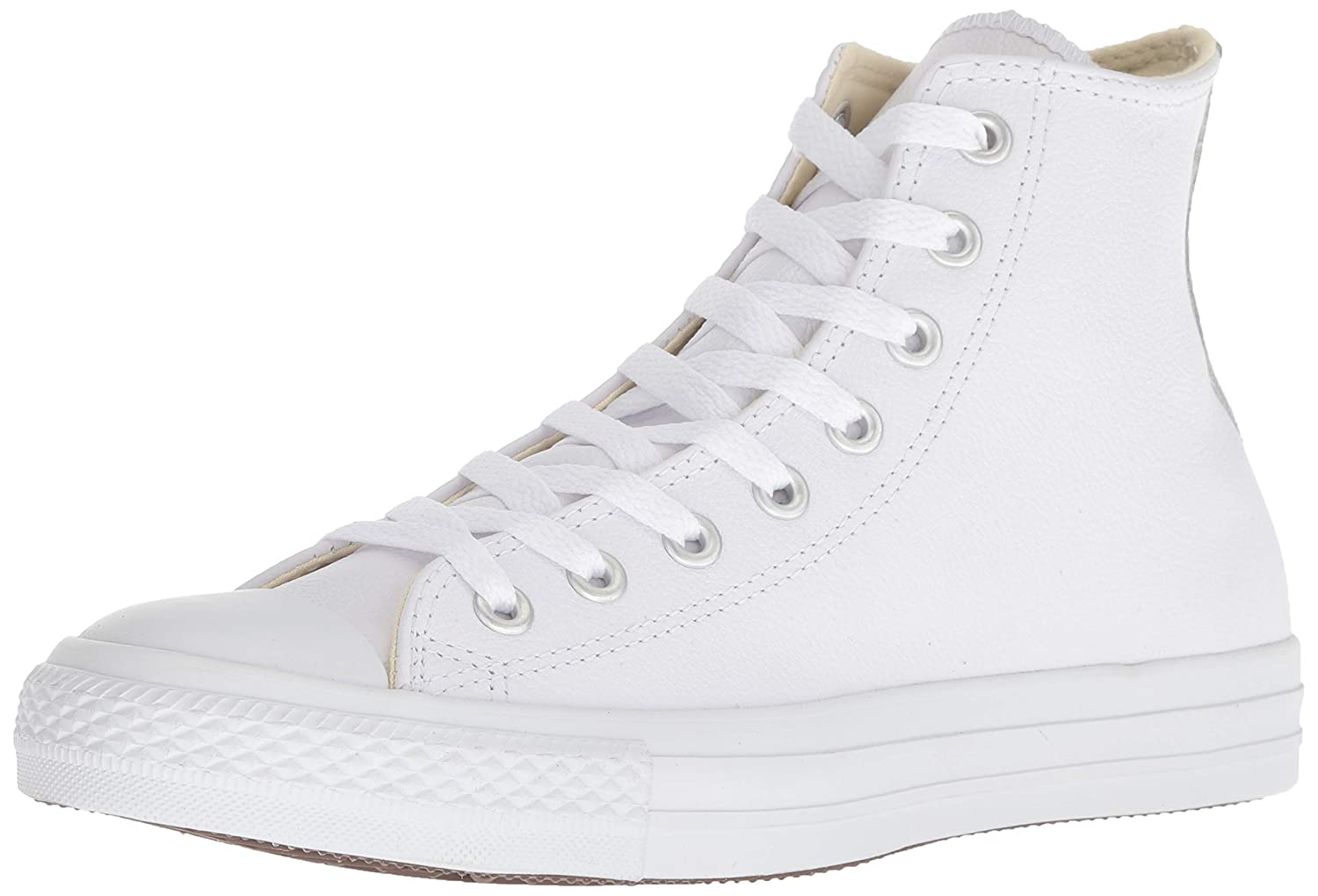 159ec8df3b47 Converse Unisex-Adult Chuck Taylor All Star Core Leather Hi-Top Trainers   Amazon.co.uk  Sports   Outdoors