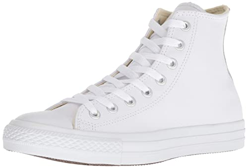 Converse Unisex-Adult Chuck Taylor All Star Core Leather Hi-Top ... bfc0c5967