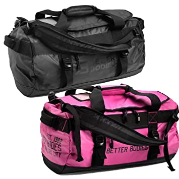 e08aa3db77 Bodies pour femme better sac de sport duffel bag-hot pink Rose rose bonbon s