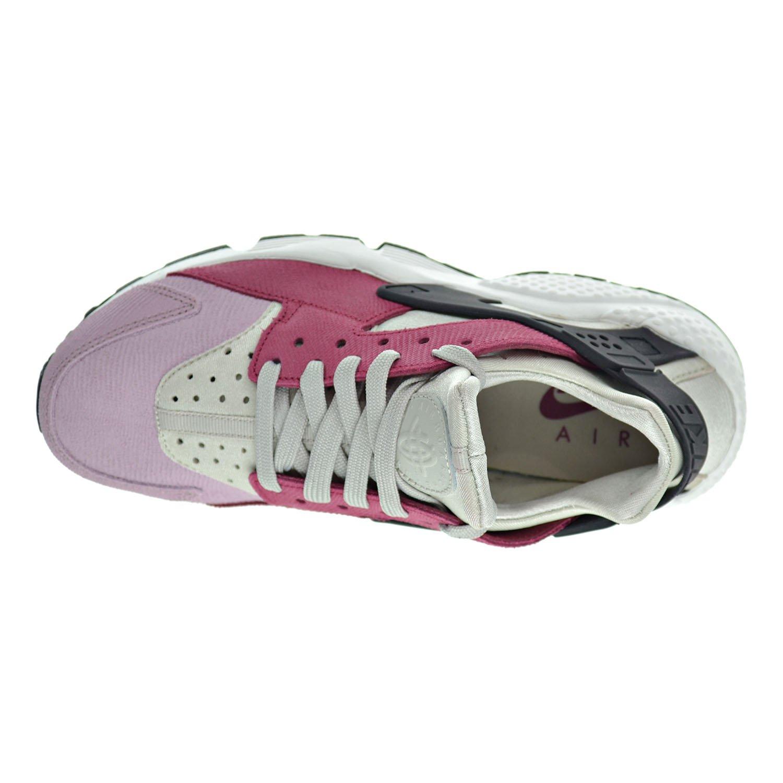 new product bdd69 8fb12 Amazon.com   Nike Air Huarache Run PRM Women s Shoes Light Bone Black Noble  Red Plum Fog 683818-006   Road Running