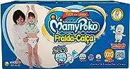 Fralda-Calça MamyPoko Tamanho XXG, Caixa com 56 unidades