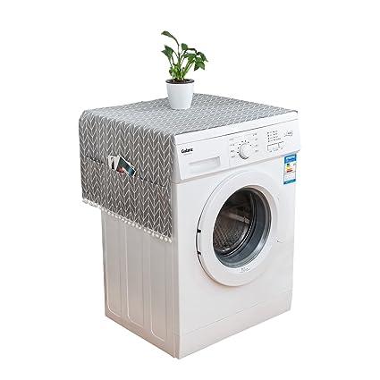 Amazon.com: DSGYYK Washing Machine Cover,Dust Cover Multi ...