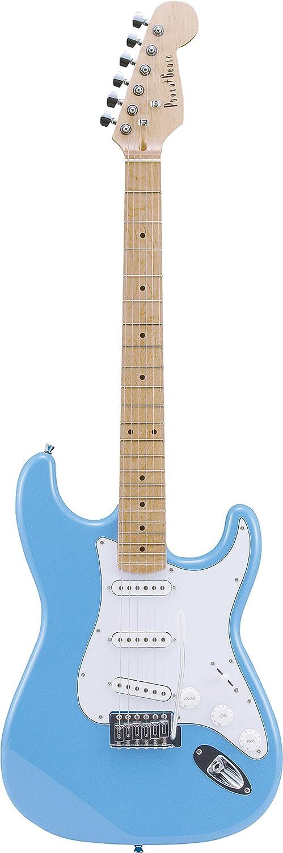 PhotoGenic フォトジェニック エレキギター ストラトキャスタータイプ ST-180M/UBL ライトブルー B00153I50S ライトブルー/M ライトブルー/M