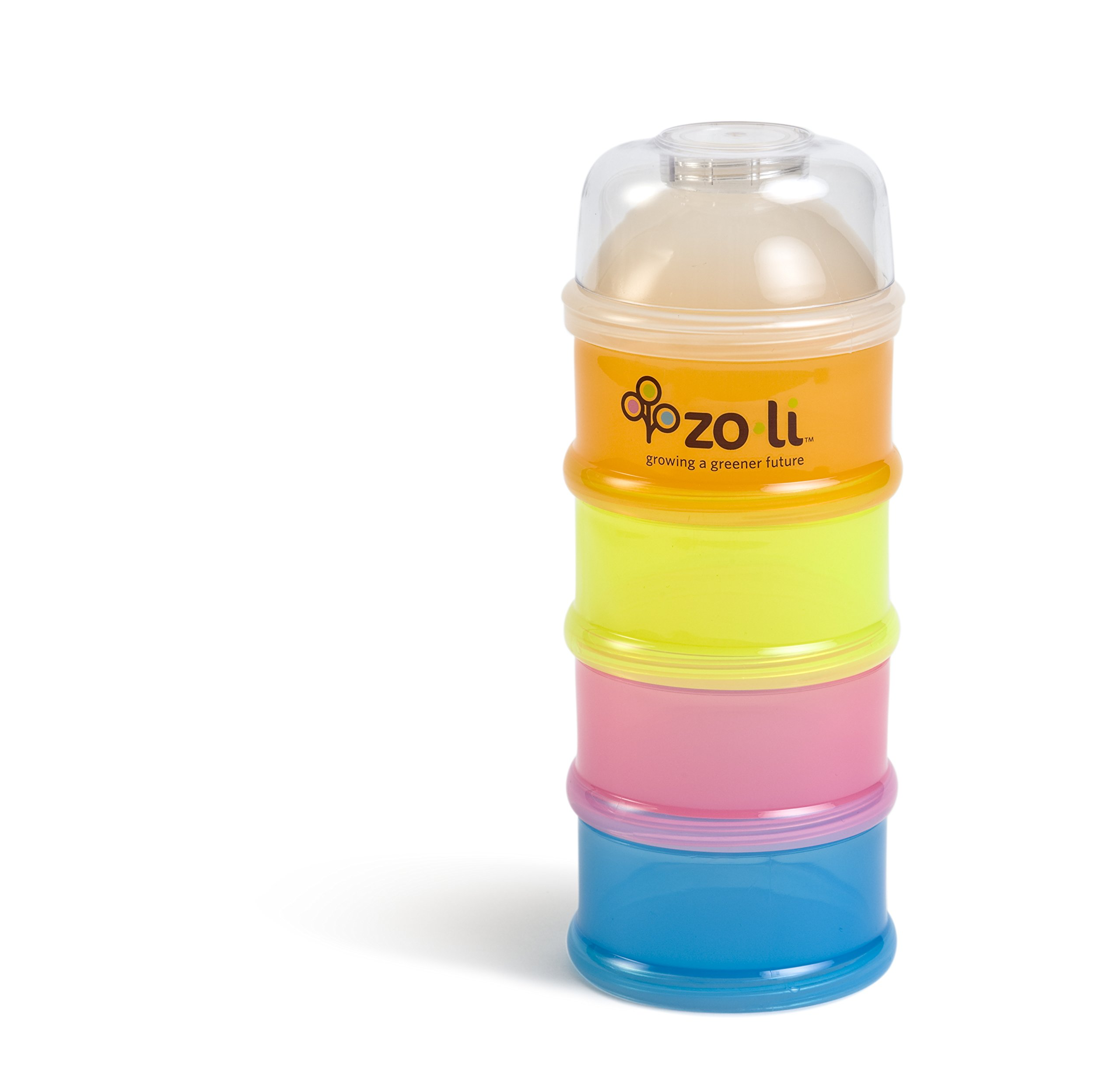 ZoLi On-The-Go Formula and Snack Dispenser by Zo·Li