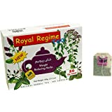 Royal Regime Tea For Weight Loss - Pack of 50 sachets - ***Buy 2 or more and get 10% off***