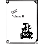 The Real Book - Volume II: C Edition (English Edition)