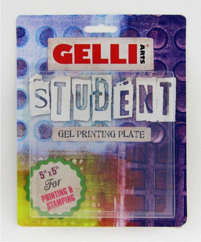 Plancha De Gel Para Impresiones Gelli Arts 13x13cm
