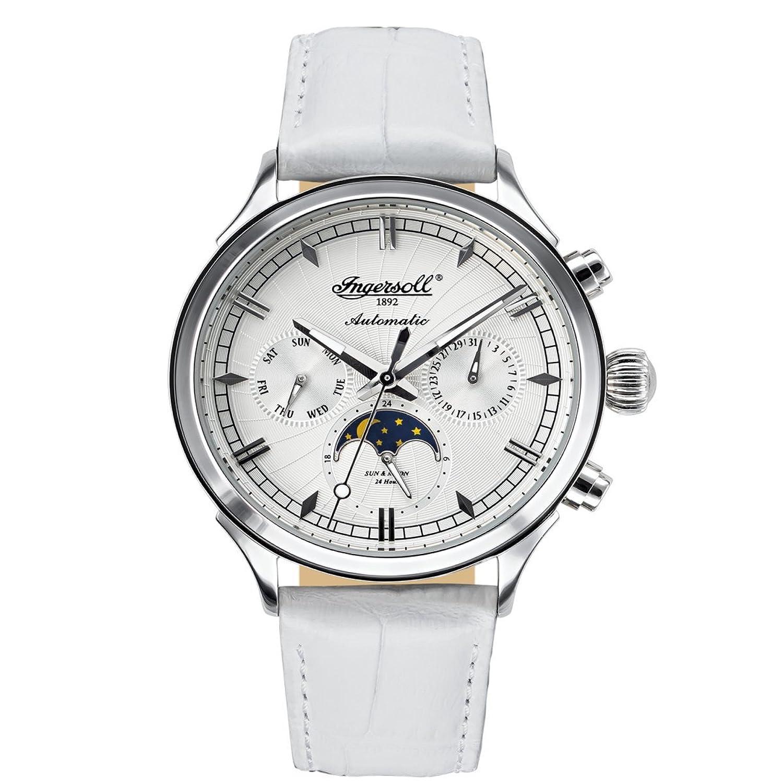 Ingersoll Automatik Damen Armbanduhr Trenton IN1317WH