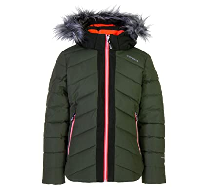 f0656a49c0 Icepeak Rosali Jacket Junior: Amazon.de: Sport & Freizeit