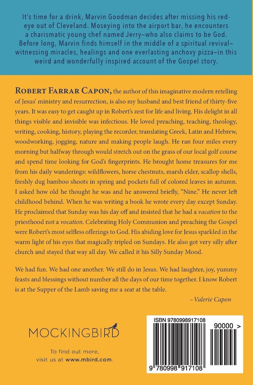 The Man Who Met God in a Bar: The Gospel According to Marvin: Robert Farrar  Capon: 9780998917108: Amazon.com: Books