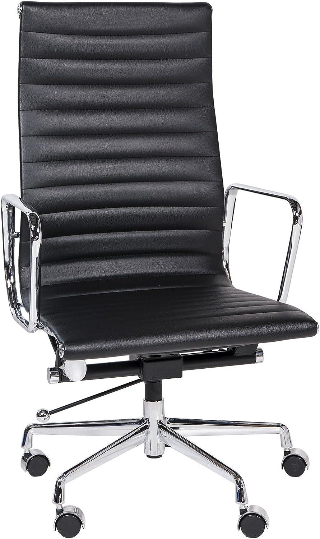 Joseph Allen Eames Style Group Executive Office Chair, Black