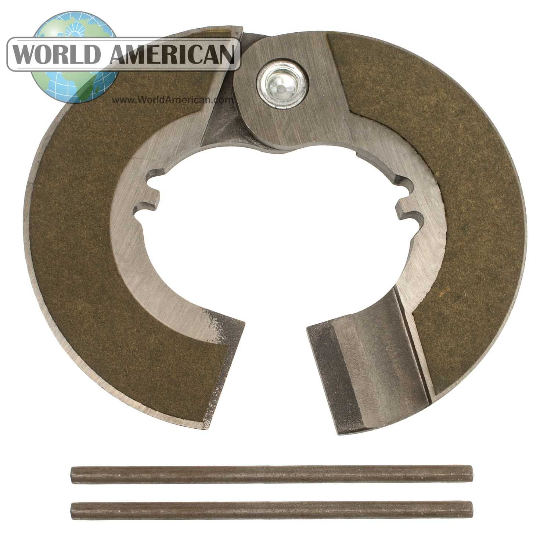 1 3//4 Hinged World American 127175 Clutch Brake