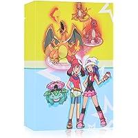 Funmo Trading Card Albums, 30 pagina's 120 kaarten capaciteit, Pokemon Kaartenhouder Album, Pokemon Cards Album, Pokemon…